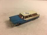 Collector Loose Vintage Corgi Toys Plymouth Sports Suburban Station Wagon 4.1/8