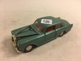 Collector Loose Vintage Dinky Toys Rolls Royce Silver Cloud III NO.127 England Made 3199/63 SC 1/43