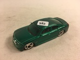 Collector Loose Maisto 2006 Dodge  Charger Scale 1/43 DieCast Metal & Plastic Parts Green Color