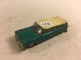 Collector Loose Vintage Tootsietoy Classic Series Rambler Station Wagon  Scale 1/50 Green Car