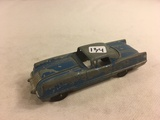 Collector Loose Vintage Tootsietoy  Chicago 24 USA Blue Color Die-Cast Metal Car 5.5