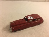 Collector Loose  Vintage Tootsietoy Made in USA Red Car Just Body part  Size: 5.5/8