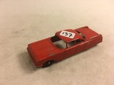 Collector Loose Vintage Tootsietoy Chicago 24 USA Pontiac Star Chief 10299 Red car 4.1/4