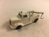 Collector Loose Vintage Tootsietoy Chicago USA #2 White Truck DieCast Metal Size: 4.5/8