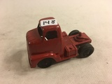 Collector Loose Vintage Tootsietoy Red Truck Size: 3.5