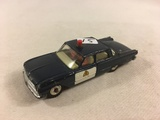 Collector Loose Vintage Dinky Toys  Ford fairlane Made in England Meccano Ltd. Police Car