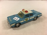 Collector Loose Matchbox Super king Plymouth Gran Fury 1979 Lesney 1/43 Scale DieCast Car