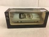 Collector Newray City Cruiser Collection 1/43 Scale 1955 Eldorado  Cadillac DieCast Metal Car