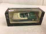 Collector NewRay City Cruiser Collection 1955 Pontiac Starchief 1/43 Scale Die-Cast Metal Model