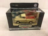 Collector ERTL NIB 1955 Chevy Cameo Pickup Classic Vehicles 1/43 Scale Die Cast Metal