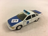 Collector Loose 1993 Road Champs Chevrolet Caprice 1/43 Scale Die-cast Metal & Plastic Parts