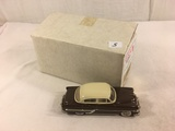 Collector USA Models USA-5 1954 Chverolet Bel Air Four Door Brown and Tan Sinclair's Mini -Auto