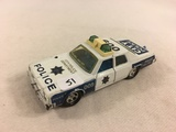 Collector Loose Vintage 1979 Matchbox  Super Kings Plymouth Gran Fury City Police Car 1/43 Scale