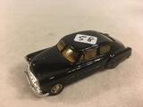 Collector Loose Vintage Chevrolet 1952  Black Scale 1/43 Die-Cast Metal Model Car