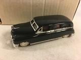 Collector Mesquite Models P4 1948 Packard Limousine Hearse Enchantment Land 1/43 Scale Black