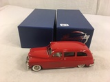 Collector The Brooklin Models CSV.08 1950 Packard-Henney Cook County Ambulance