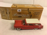 The Brooklin Collection BRK. 77 1959 Mercury Commuter Open Box This End 1:43 Scale Model Metal