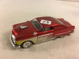 Collector Loose Red Red /Multi Color 1/43 Scale Die-cast Metal and Plastic Parts Car