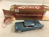 The Goldvarg Collection 1957 Oldsmobile Starfire 98 Hard Top No.1 Brass master Model 1/43 Argentina