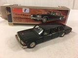 Collector Diecast Car Scale 1:36 ZiL 115 Soviet Russian Luxury Limousin Model Cars
