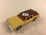 Collector Loose Vintage Matchbox Super Kings K-67/68 Dodge Monaco Estate 1979 By Lesney 1/43 Scale