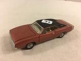 Collector Loose Vintage 1988 Franklin Mint Prescision Models Dodge Charger Die-Cast Metal 1/43 Scale