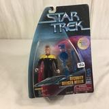 NIP Collector Star Trek Security Officer Neelix Playmates Action Figure 4