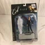NIP Collector The X-Files Agent Dana Scully Fight The Fiture Figure 6-7