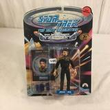 NIP Collector Star Trek The Next Generation Depp Space Nine Lt. Thomas Riker Figure 4
