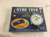 New Sealed in Plastic Box  Star Trek Collectible Watch