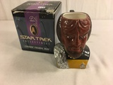 Collector Star Trek Collectible Applause Ceramic Figural Mug Size: 6