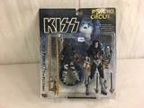 Collector NIP McFarlane Toys Psycho Circus KISS Ace Frehley /Sthe Stilman Action Figure 6-7