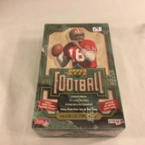 New Sealed in Box - Upper Deck NFL Football 1992 Limited Edition Collector Sport Trading Cards