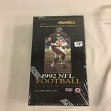 New Sealed in Box - 1992 Score NFL Pinnacle Football Player Sport Cards
