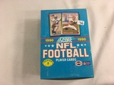 Box has Been Open- But, each Package Still Sealed - 1990 Score NFL Football Player Sport Trading Car