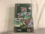 New Sealed in Box - 1991 Fleer Ultra Football Team NFL Sport Trading Sport cards