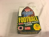 Box has Been Open- But, each Package Still Sealed -1990 Fleer Premiere Edition Football Player Cards