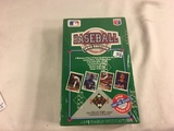 New Sealed in Box - 1990 Edition Baseball Upper Deck Sport Trading Cards
