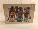 New Sealed in Box - NBA Hoops The Official Basketball Card Series 1 1993 Sport Trading Cards