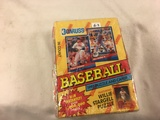 New Sealed in Box - 1991 Donruss Puzzle and Cards Baseball Sport Trading Sport Cards