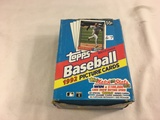 Box has Been Open- But, each Package Still Sealed - 1992 Topps Major League Baseball Picture Cards