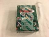 New Sealed in Box - 1992 Fleer Baseball Trdaing Sport Cards