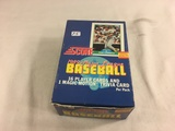 Box has Been Open- But, each Package Still Sealed - V1989 Vintage Major League Baseball Player Cards