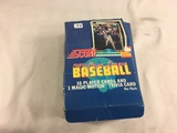 Box has Been Open- But, each Package Still Sealed - Vintage 1989 Score Major League Baseball Cards