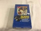 New Sealed in Box - The 1990 Pro Set NHL Hockey Series NHL Sport Trdaing Cards