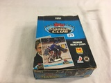 Box has Been Open- But, each Package Still Sealed -1995 Topps Stadium Club Premium NHL Hockey Cards
