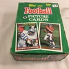 Box has Been Open- But, each Package Still Sealed - 1991 Topps Football Sports Trading Picture Cards