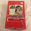 New Sealed in Box - 1991 Season NBA Hoops Basketball Cards  Sport Trading Cards