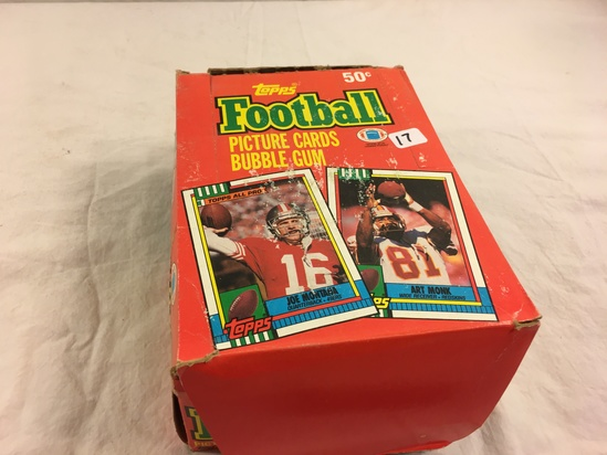 Collector Loose in Box But, Sealed in Package -1989 Topps Baseball Bubble Gum Sport Cards