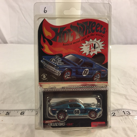 NIP Collector Hot wheels  1/64 Scale Red Line Club DieCast Metal & Plastic Boss Hoss Club Exclusive